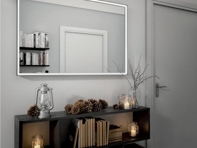 specchio per ingresso