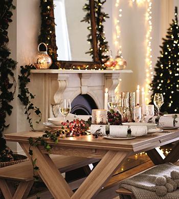 Come decorare casa tutta la magia di un natale in famiglia - Come decorare la casa per natale ...