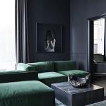 50 sfumature di nero – come arredare una casa dark