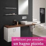 Come arredare un bagno piccolo: specchi contenitori e altre idee salvaspazio
