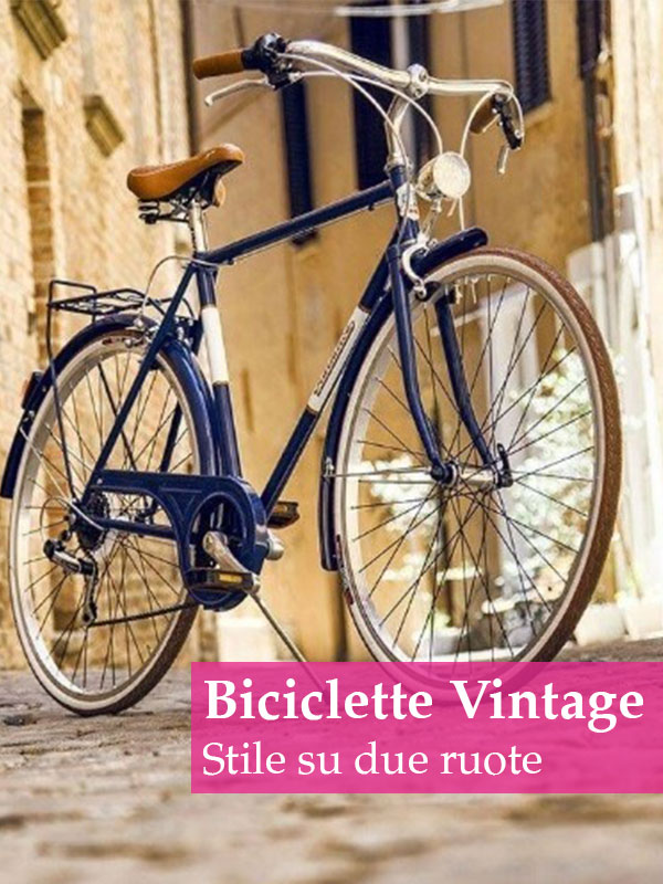 biciclette vintage infabbrica made in italy