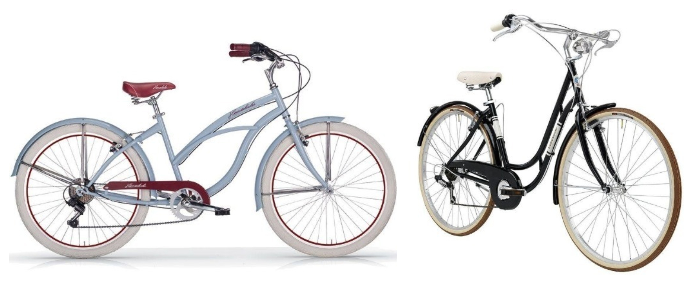 biciclette vintage da donna infabbrica made in italy