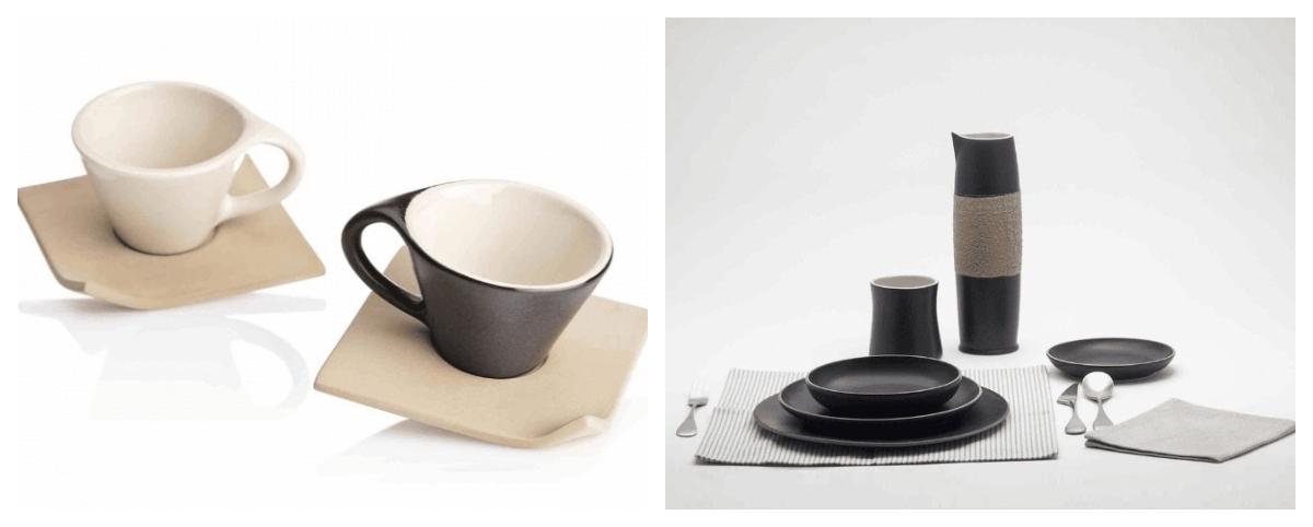 ceramiche da tavola fatte a mano in Italia