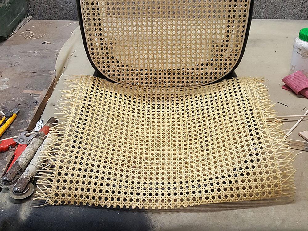 impagliatura di una sedia
