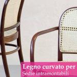 Legno Curvato: il segreto delle sedie che viaggiano nel tempo