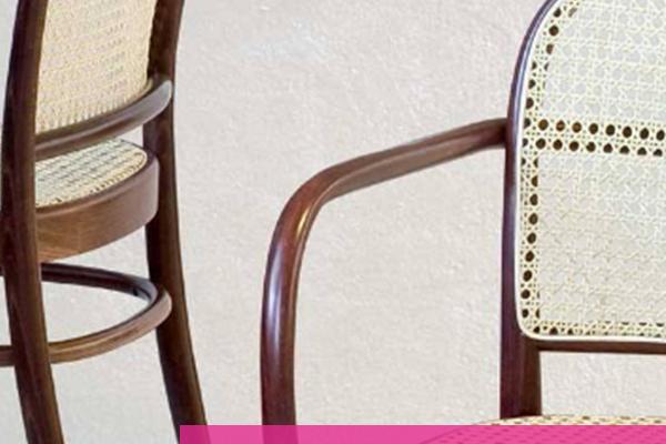 Legno-cuvato sedie thonet design