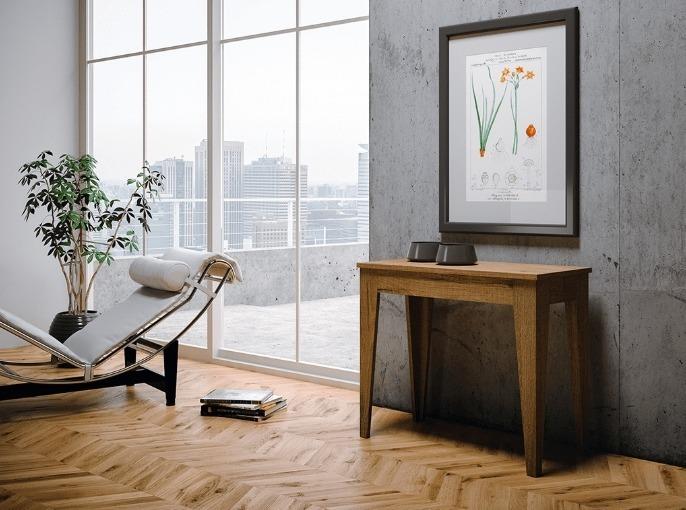 consolle allungabile design classico moderno