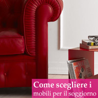 come scegliere mobili soggiorno