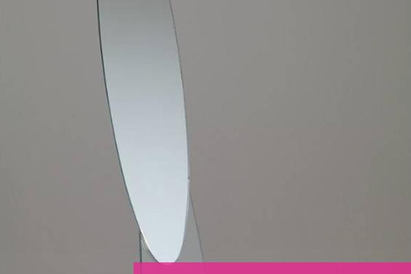 vetro curvato camera letto