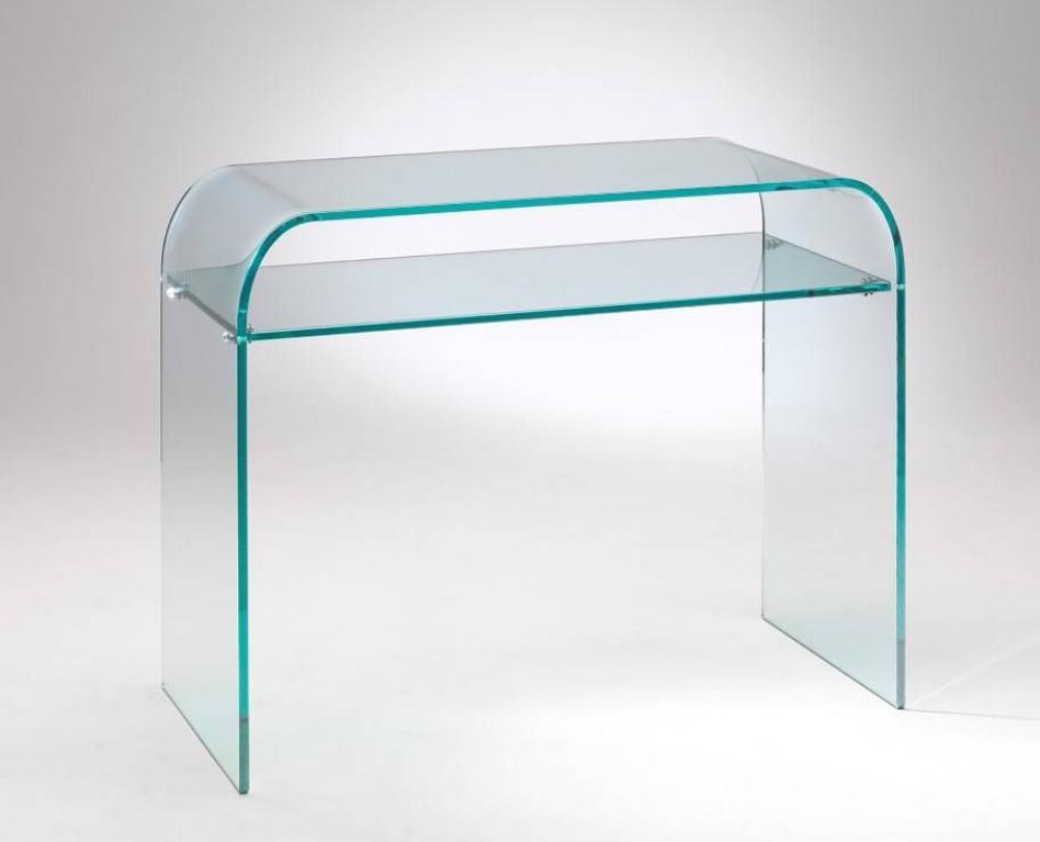 consolle vetro