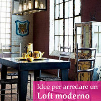 arredamento loft open space