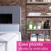 casa piccola verticalità
