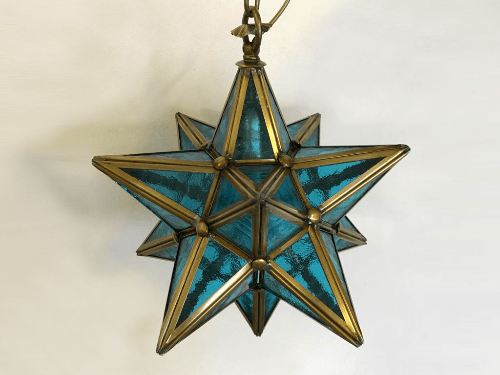 lampada stella urbino ducale