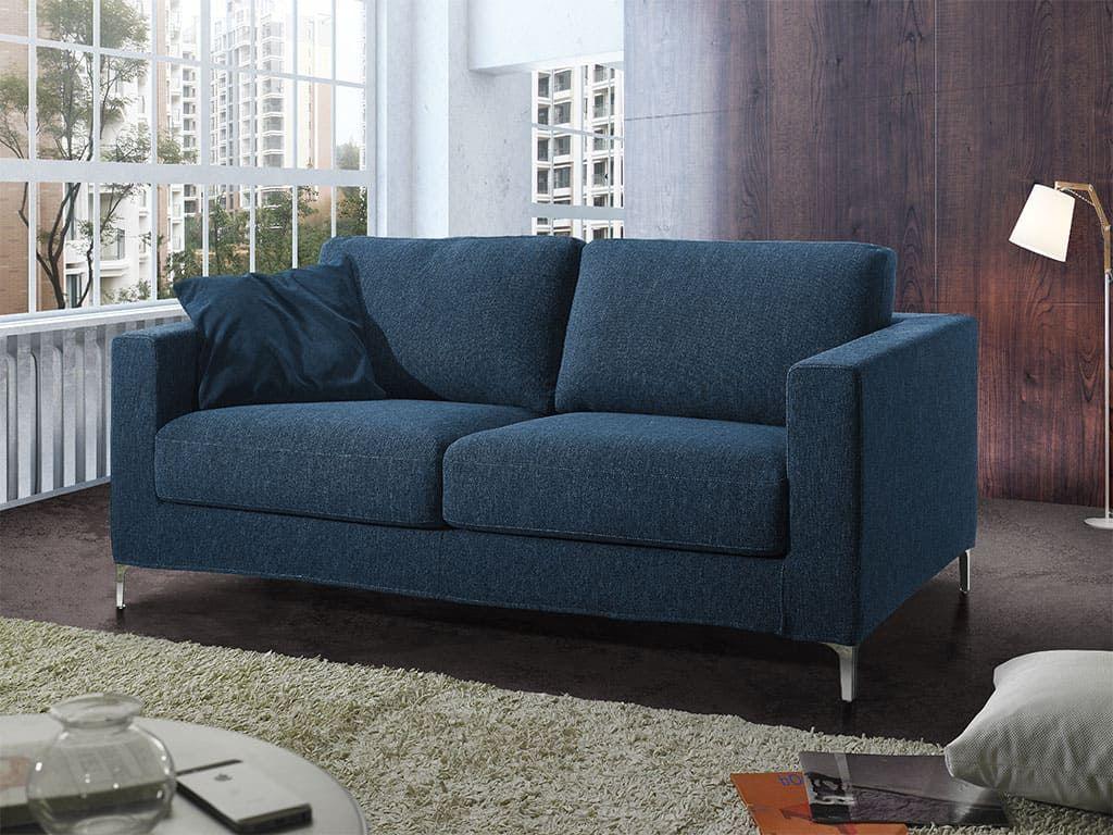 divano letto in tessuto moderno