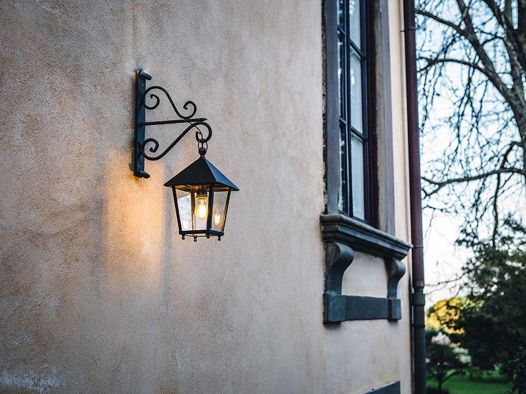 lampada vintage da esterno lanterna
