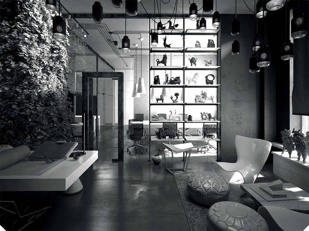libreria di design divisoria