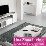 Arredare la zona living: idee per un soggiorno moderno e accogliente