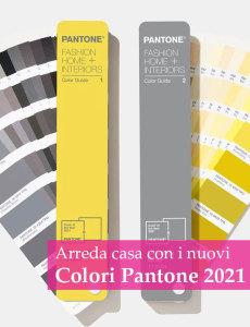 colori pantone 2021