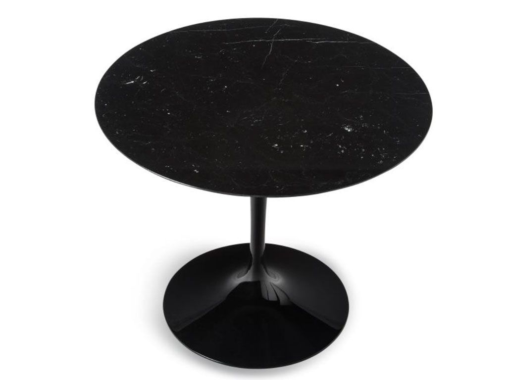 tavolo-rotondo-tulip-Saarinen-marmo-nero