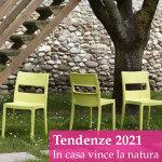 Colori di tendenza del 2021: in casa vince la natura