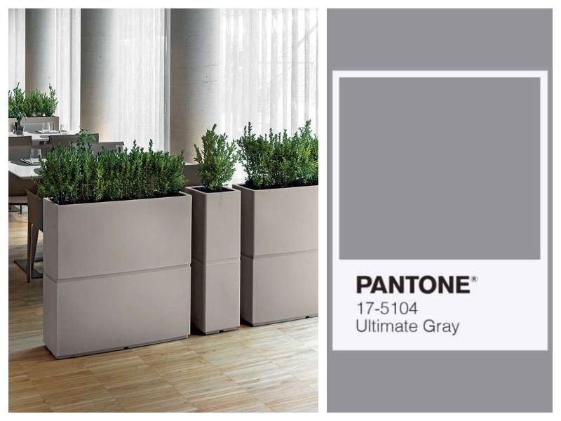Colori Pantone 2021 ultimate_gray