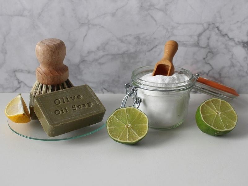 prodotti naturali per pulire casa