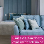 Arredamento color carta da zucchero: come usarlo per pareti e mobili di una casa chic