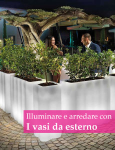 Lampade tavolo ristorante Tea Light e My Light