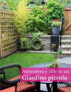 arredo giardino piccolo