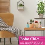 La tendenza Boho Chic: un arredo in stile Bohemien